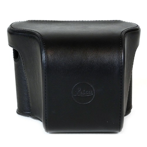 [중고] Leica ever ready case Q Leather